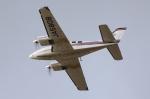 多楽さんが、新潟空港で撮影した航空大学校 Baron G58の航空フォト(写真)