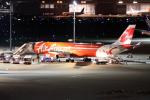 Koenig117さんが、羽田空港で撮影したエアアジア・エックス A330-343Xの航空フォト(写真)