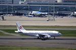 T.Sazenさんが、羽田空港で撮影した恆大地產 A319-133CJの航空フォト(飛行機 写真・画像)