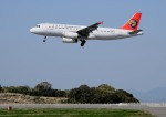 mojioさんが、静岡空港で撮影したトランスアジア航空 A320-232の航空フォト(飛行機 写真・画像)