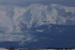 T-ORIさんが、旭川空港で撮影したJALエクスプレス 737-846の航空フォト(写真)