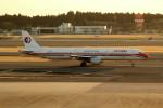 アイスコーヒーさんが、成田国際空港で撮影した中国東方航空 A321-211の航空フォト(飛行機 写真・画像)
