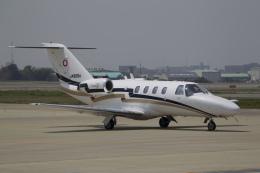 航空フォト:JA525A オートパンサー 525 CitationJet