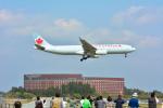 パンダさんが、成田国際空港で撮影したエア・カナダ A330-343Xの航空フォト(写真)