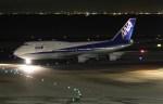 masa707さんが、羽田空港で撮影した全日空 747-481(D)の航空フォト(写真)