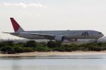 FlySwimmerさんが、シドニー国際空港で撮影した日本航空 777-346/ERの航空フォト(写真)