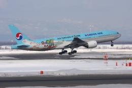 航空フォト:HL7752 大韓航空 777-200