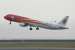 SKYLINEさんが、中部国際空港で撮影した中国国際航空 A321-213の航空フォト(写真)