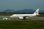 rjnsphotoclub-No.07さんが、静岡空港で撮影した恆大地產 A319-133CJの航空フォト(飛行機 写真・画像)