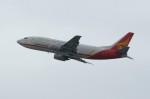 しんさんが、関西国際空港で撮影した揚子江快運航空 737-37K(F)の航空フォト(写真)