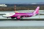しんさんが、新千歳空港で撮影したピーチ A320-214の航空フォト(写真)