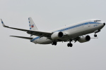 jun☆さんが、台北松山空港で撮影した中華民国空軍 737-8ARの航空フォト(飛行機 写真・画像)