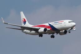 航空フォト:9M-MLO マレーシア航空 737-800