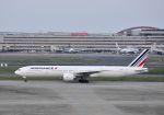 tomo@Germanyさんが、羽田空港で撮影したエールフランス航空 777-328/ERの航空フォト(写真)