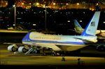 tomo@Germanyさんが、羽田空港で撮影したアメリカ空軍 VC-25A (747-2G4B)の航空フォト(写真)