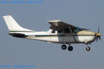 Chofu Spotter Ariaさんが、調布飛行場で撮影した川崎航空 TU206G Turbo Stationair 6 IIの航空フォト(写真)