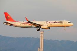 関西国際空港 - Kansai International Airport [KIX/RJBB]で撮影された復興航空 - TransAsia Airways [GE/TNA]の航空機写真