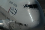 アイスコーヒーさんが、成田国際空港で撮影したデルタ航空 747-400の航空フォト(飛行機 写真・画像)