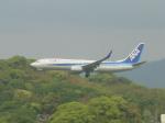 わたくんさんが、福岡空港で撮影した全日空 737-881の航空フォト(写真)