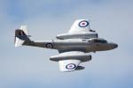 santaさんが、ウィリアムズ空軍基地で撮影したイギリス空軍 Meteor F.8の航空フォト(写真)