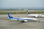 kaz-gucciさんが、那覇空港で撮影した全日空 737-881の航空フォト(写真)