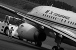 rjnsphotoclub-No.07さんが、静岡空港で撮影した恆大地產 A319-133CJの航空フォト(写真)