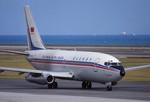 動物村猫君さんが、大分空港で撮影したチャイナエアライン 737-209/Advの航空フォト(飛行機 写真・画像)