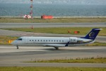T.Sazenさんが、関西国際空港で撮影したバミューダ個人所有 CL-600-2B19 Challenger 850の航空フォト(写真)
