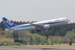 ANA744Foreverさんが、成田国際空港で撮影したエアージャパン 767-381/ERの航空フォト(写真)