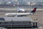 アイスコーヒーさんが、羽田空港で撮影したデルタ航空 A330-223の航空フォト(飛行機 写真・画像)