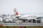 Kuuさんが、福岡空港で撮影した日本トランスオーシャン航空 737-446の航空フォト(飛行機 写真・画像)