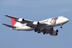 SKYLINEさんが、羽田空港で撮影した日本航空 747-446Dの航空フォト(写真)
