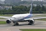 肉食獣さんが、伊丹空港で撮影した全日空 777-281の航空フォト(写真)