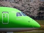 松本空港 - Matsumoto Airport [MMJ/RJAF]で撮影されたフジドリームエアラインズ - Fuji Dream Airlines [JH/FDA]の航空機写真