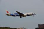 MizukinPaPaさんが、成田国際空港で撮影した中国国際航空 777-2J6の航空フォト(写真)