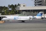 BAIYUN BASEさんが、ダニエル・K・イノウエ国際空港で撮影したgo!モクレレ CL-600-2B19 Regional Jet CRJ-200LRの航空フォト(写真)