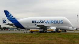 ktさんが、ナント・アトランティック空港で撮影したエアバス・トランスポート・インターナショナル A300B4-608STの航空フォト(飛行機 写真・画像)