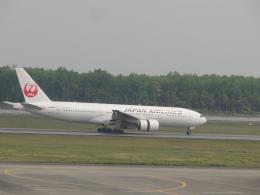 Dream Linerさんが、熊本空港で撮影した日本航空 777-246の航空フォト(飛行機 写真・画像)