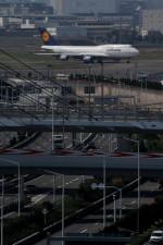 アイスコーヒーさんが、羽田空港で撮影したルフトハンザドイツ航空 747-430の航空フォト(写真)