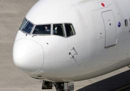 NINEJETSさんが、羽田空港で撮影した日本航空 767-346の航空フォト(飛行機 写真・画像)