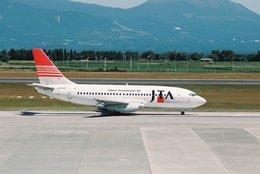 parurunさんが、鹿児島空港で撮影した日本トランスオーシャン航空 737-205/Advの航空フォト(飛行機 写真・画像)