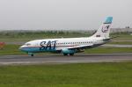ATOMさんが、新千歳空港で撮影したサハリン航空 737-2J8/Advの航空フォト(飛行機 写真・画像)