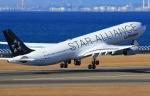 airline Nagoyaさんが、中部国際空港で撮影したルフトハンザドイツ航空 A340-313Xの航空フォト(飛行機 写真・画像)