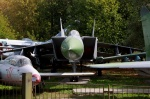 mikechinさんが、モスクワ中央軍事博物館で撮影したロシア空軍 MiG-25の航空フォト(写真)