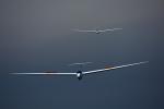 パンダさんが、妻沼滑空場で撮影した中央大学 ASK 21の航空フォト(写真)