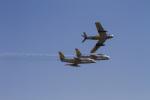 LAX Spotterさんが、チノ空港で撮影したアメリカ企業所有 F-86Fの航空フォト(写真)