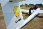 パンダさんが、妻沼滑空場で撮影した熊谷市 ASK 21の航空フォト(写真)