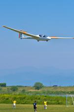パンダさんが、妻沼滑空場で撮影した関東学院大学 ASK 21の航空フォト(写真)