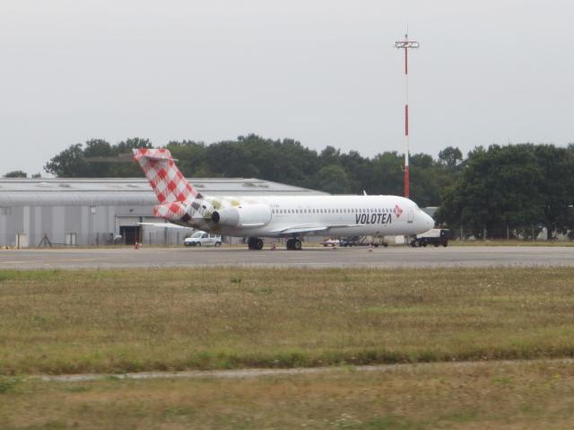 ナント・アトランティック空港 - Nantes Atlantique Airport [NTE/LFRS]で撮影されたナント・アトランティック空港 - Nantes Atlantique Airport [NTE/LFRS]の航空機写真(フォト・画像)