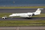 アイスコーヒーさんが、羽田空港で撮影した国土交通省 航空局 G-IV Gulfstream IVの航空フォト(写真)